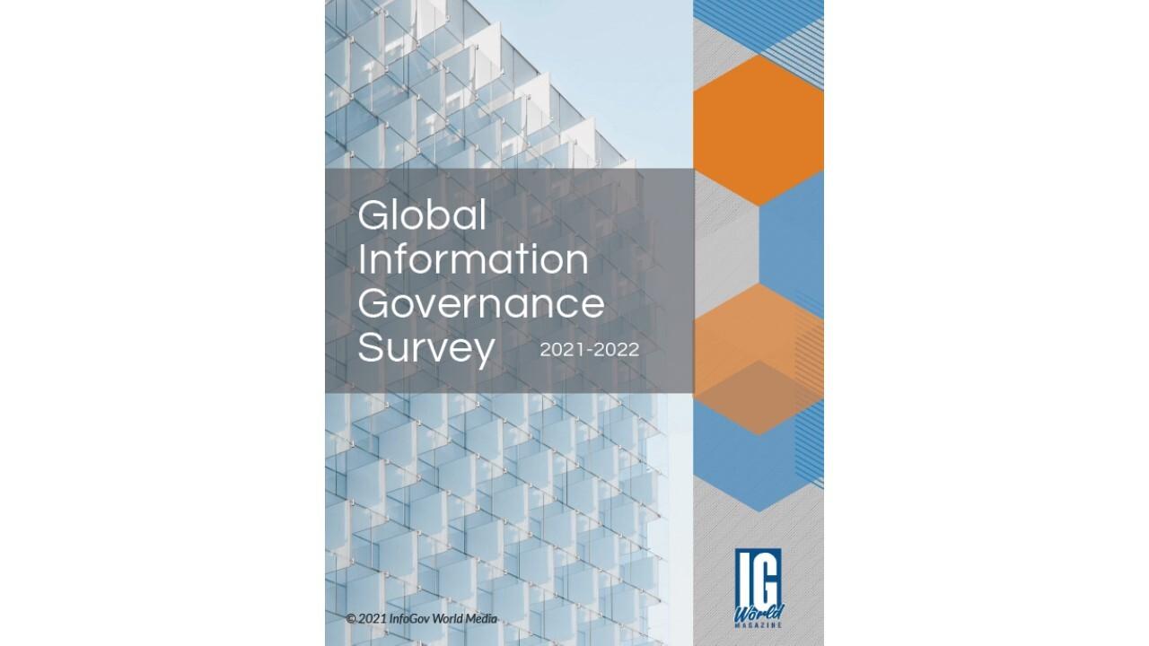 IG Survey Cover